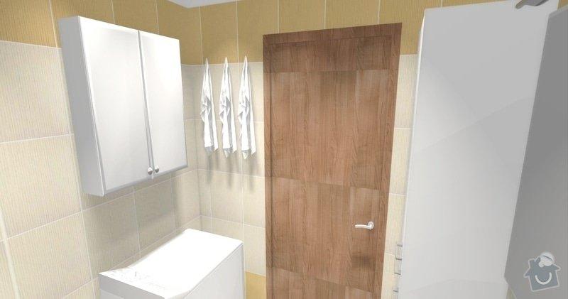 Rekonstrukce bytového jádra v Žabovřeskách: 004_var2_pohled5