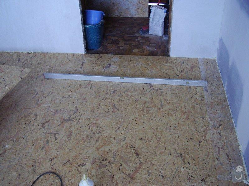 Kompletní odhlučnění bytu a jeho rekonstrukce.: P4050012