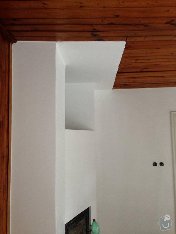 Obnova dřeva, broušení lakování, malování chaty a oprava všech detailů po zednících: IMG_0559