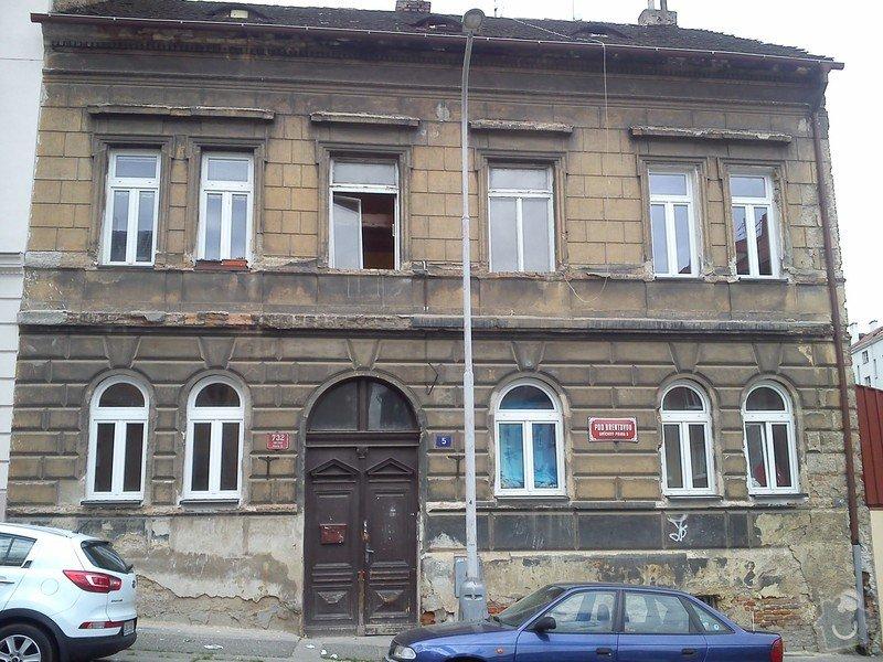 Oprava fasády: DSC_0135