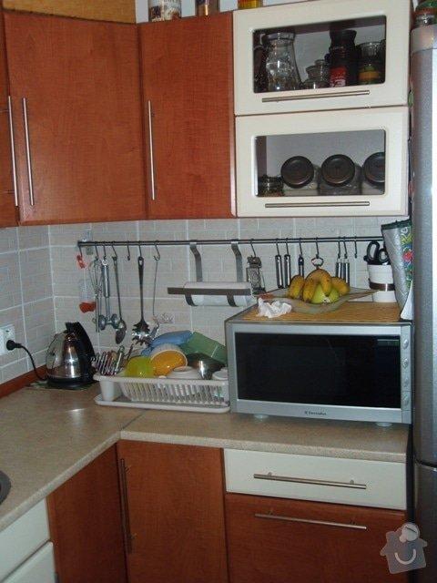 Truhlářské práce, úprava kuchyně: P1010005