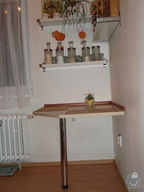 Truhlářské práce, úprava kuchyně: P1010004