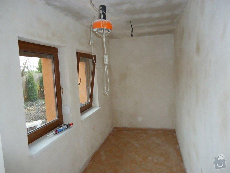 Přístavba RD , Oprava terasy, Fasáda: DSC05968