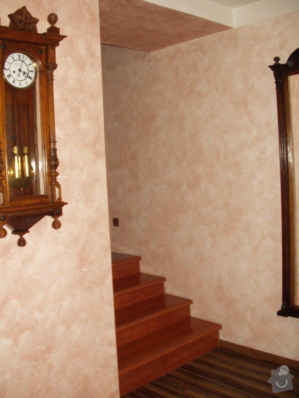 Posuvné dveře: schody