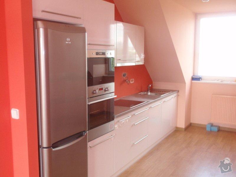 Kuchyňská linka do podkroví: Kveten2013_002