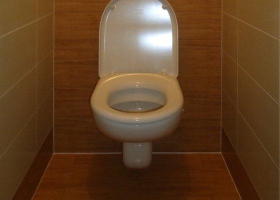 Rekonstrukce zděného WC