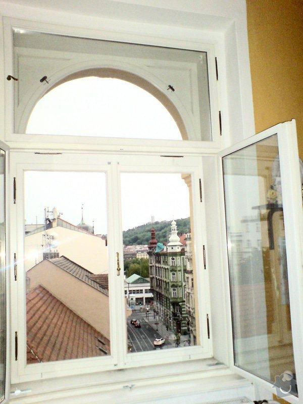 Výroba a montáž rolet mezi okna: DSC05148