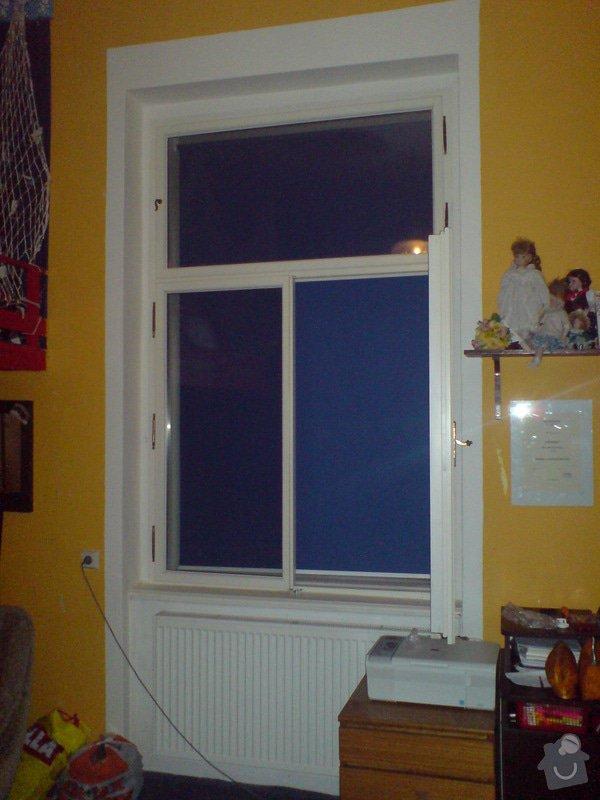 Výroba a montáž rolet mezi okna: DSC05144