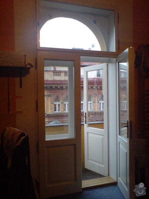 Výroba a montáž rolet mezi okna: DSC05145
