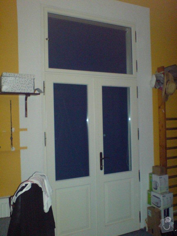 Výroba a montáž rolet mezi okna: DSC05146