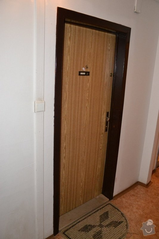 Výměna bytových vchodových dveří včetně futer: DSC_1127