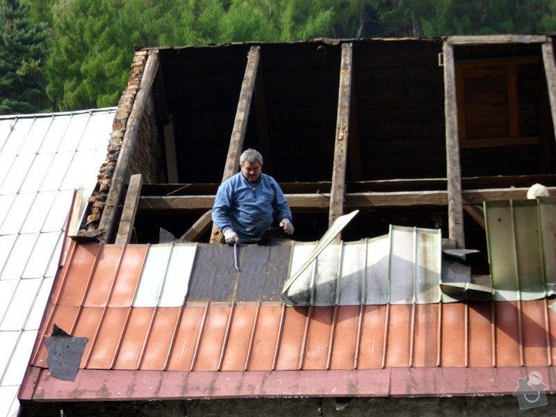 Rekonstrukce střechy: IMG_1512