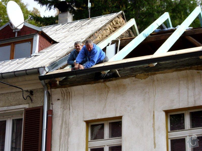 Rekonstrukce střechy: IMG_1591