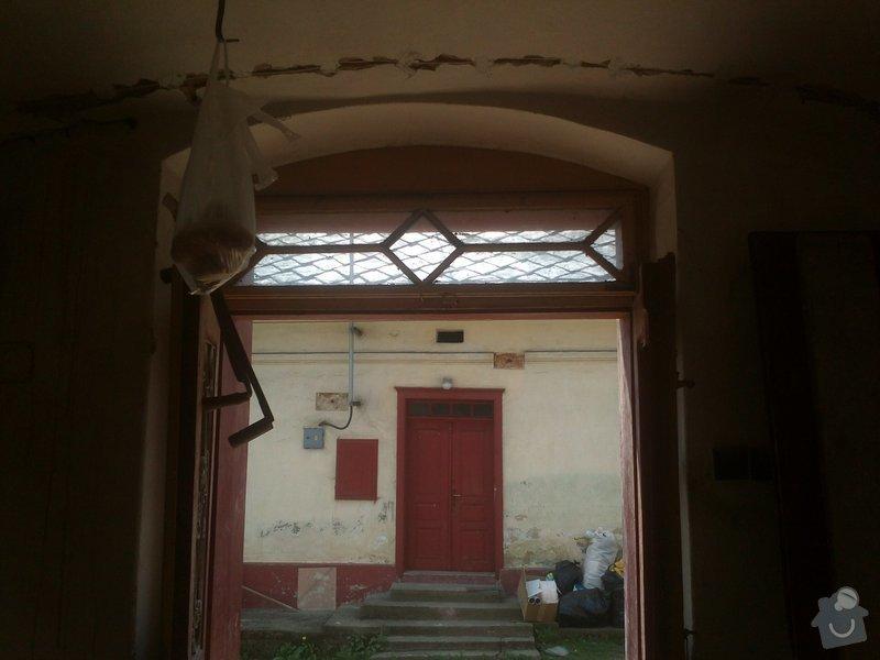 Výroba dveří : IMG343