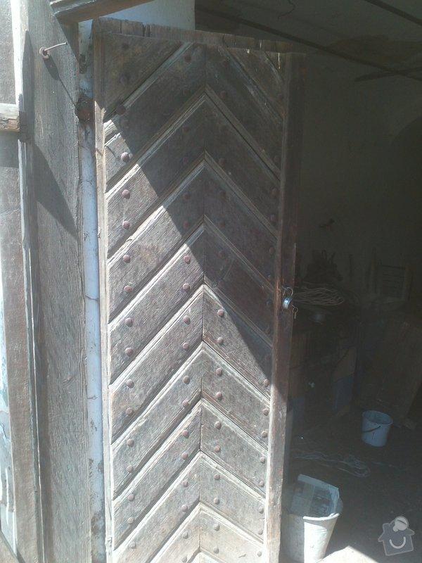 Výroba dveří : IMG344