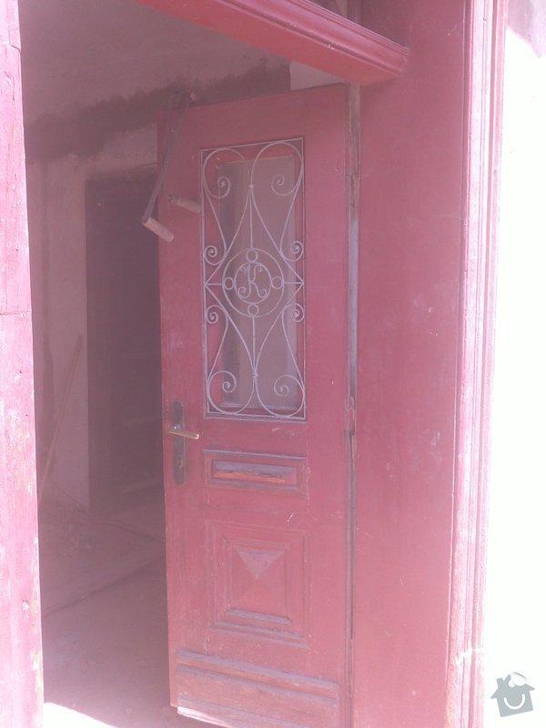 Výroba dveří : IMG341