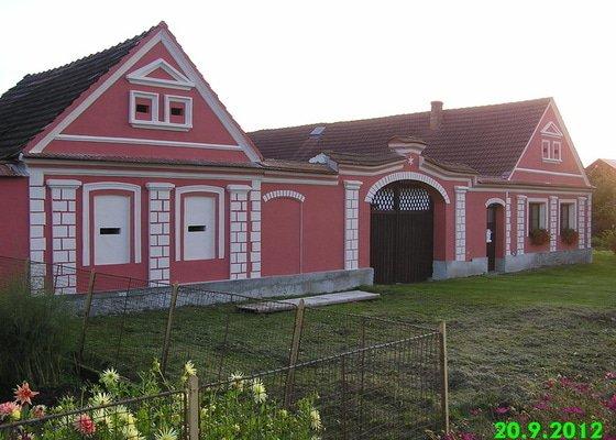 Montáž oken a rekonstrukce fasády
