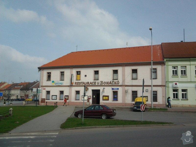 Rekonstrukce střechy: 20130421_153203
