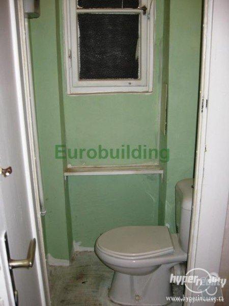 Rekonstrukce koupeny: wc
