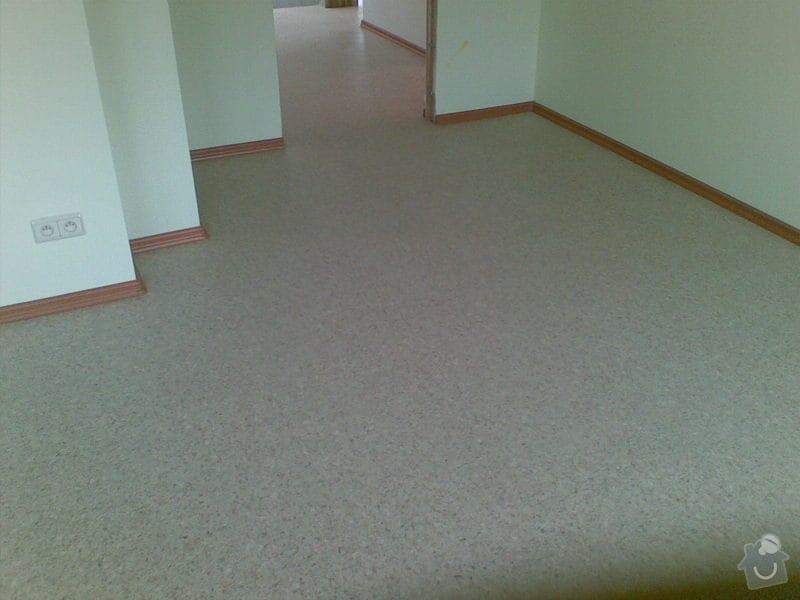Podlahářské práce: PVC_1