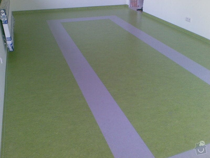 Podlahářské práce: marmoleum_1