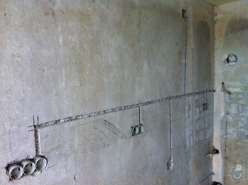 Nová elektroinstalace v bytě 3+1: obrazek1