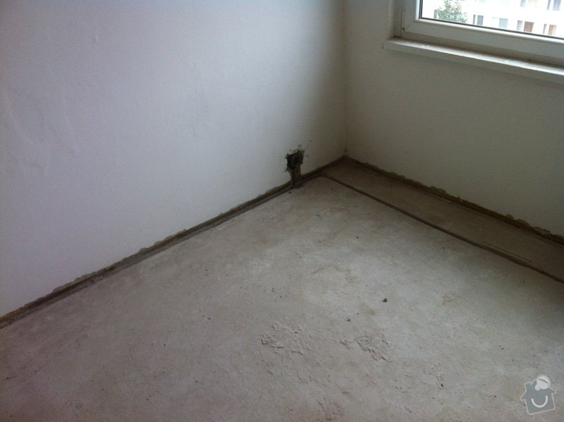 Nová elektroinstalace v bytě 3+1: obrazek