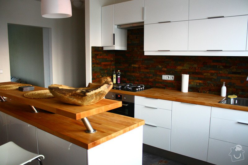 Kompletní rekonstrukce bytu: Kuchyne_II_-_po