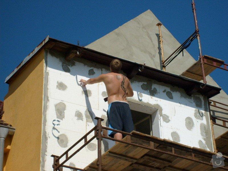 Rekonstrukce balkonu a fasády: S6301723