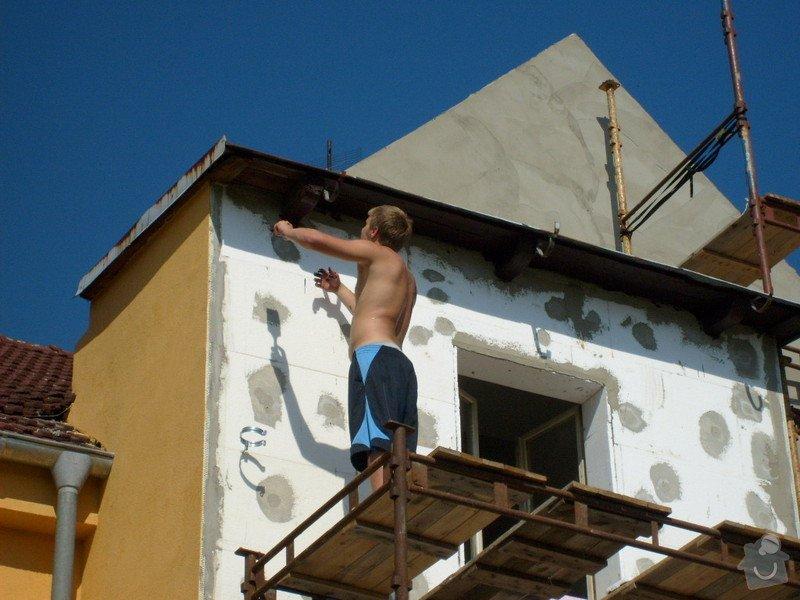 Rekonstrukce balkonu a fasády: S6301727