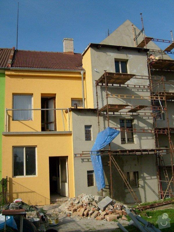 Rekonstrukce balkonu a fasády: S6301728