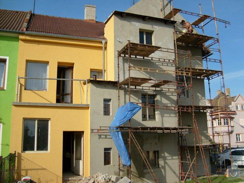 Rekonstrukce balkonu a fasády: S6301729