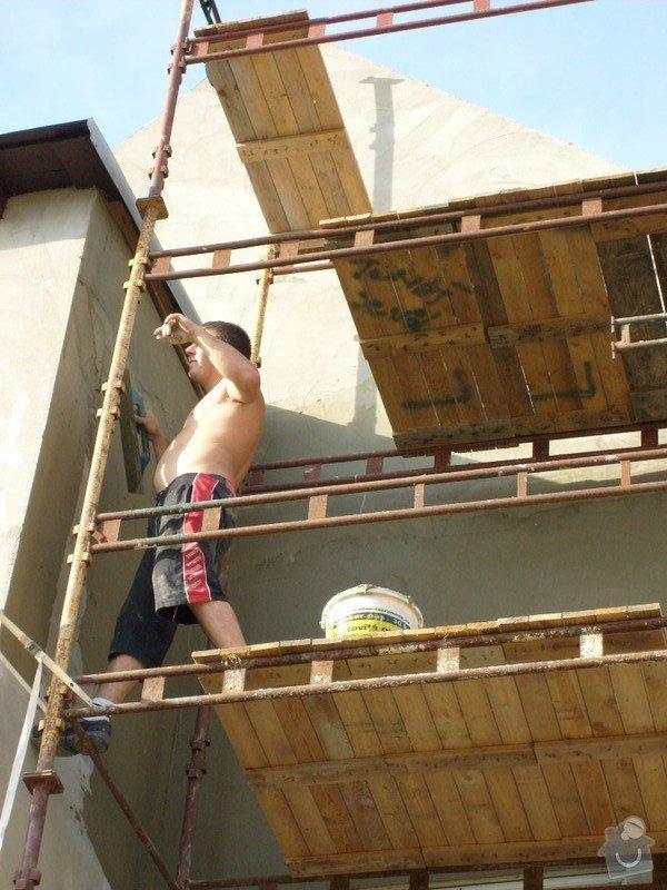 Rekonstrukce balkonu a fasády: S6301731