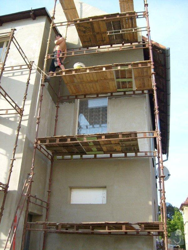 Rekonstrukce balkonu a fasády: S6301732