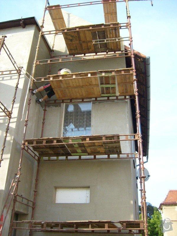 Rekonstrukce balkonu a fasády: S6301734