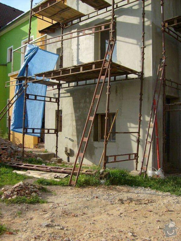 Rekonstrukce balkonu a fasády: S6301737