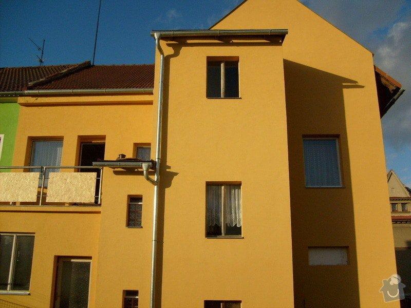 Rekonstrukce balkonu a fasády: S6301812