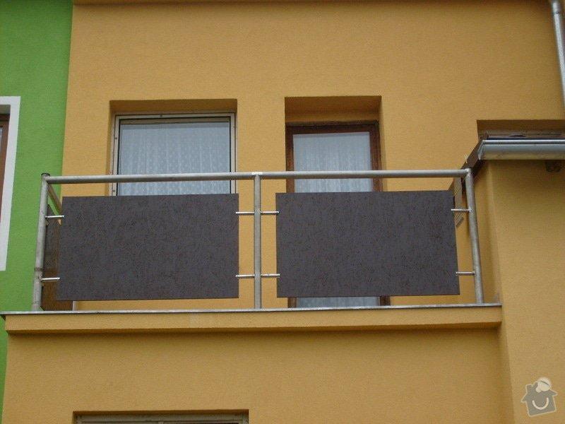 Rekonstrukce balkonu a fasády: S6301824