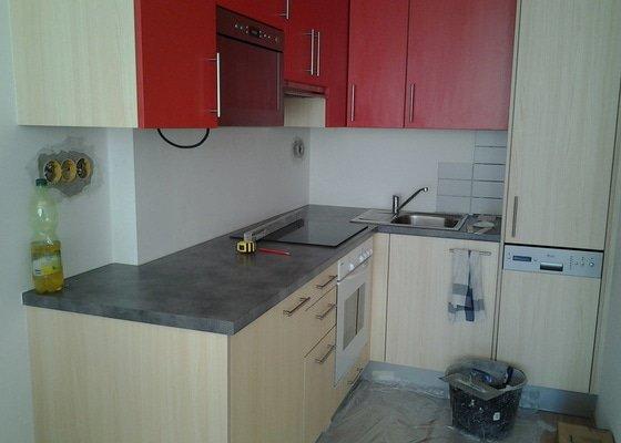 Obklad kuchyňské linky - plocha do 3 m2