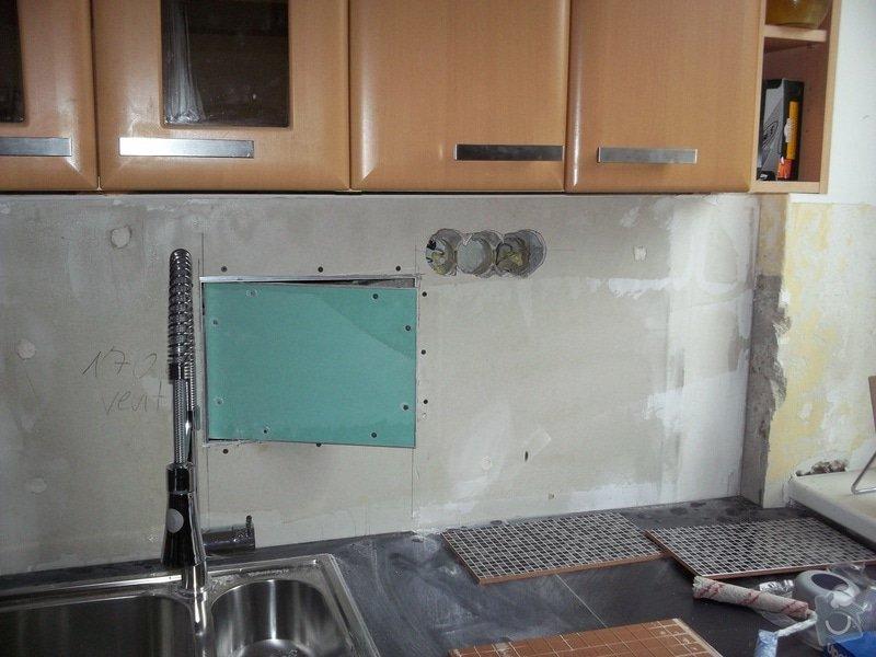 Obklad v kuchyni a další: 100_1445