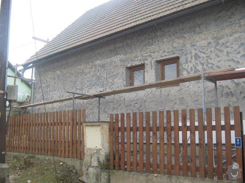 Zateplení a nová fasáda na RD: Fotografie01