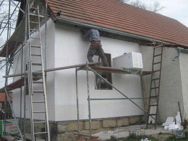 Zateplení a nová fasáda na RD: Fotografie03