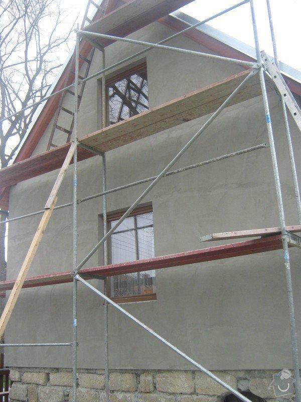 Zateplení a nová fasáda na RD: Fotografie05