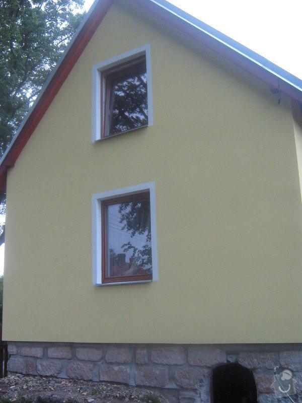Zateplení a nová fasáda na RD: Fotografie06