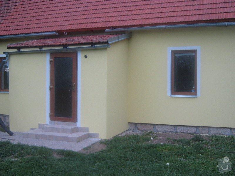 Zateplení a nová fasáda na RD: Fotografie07
