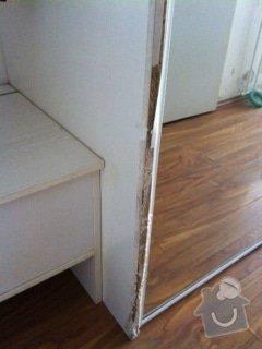 Oprava vchodových dveří, vestavěné skříně a podlahy: skrin_1