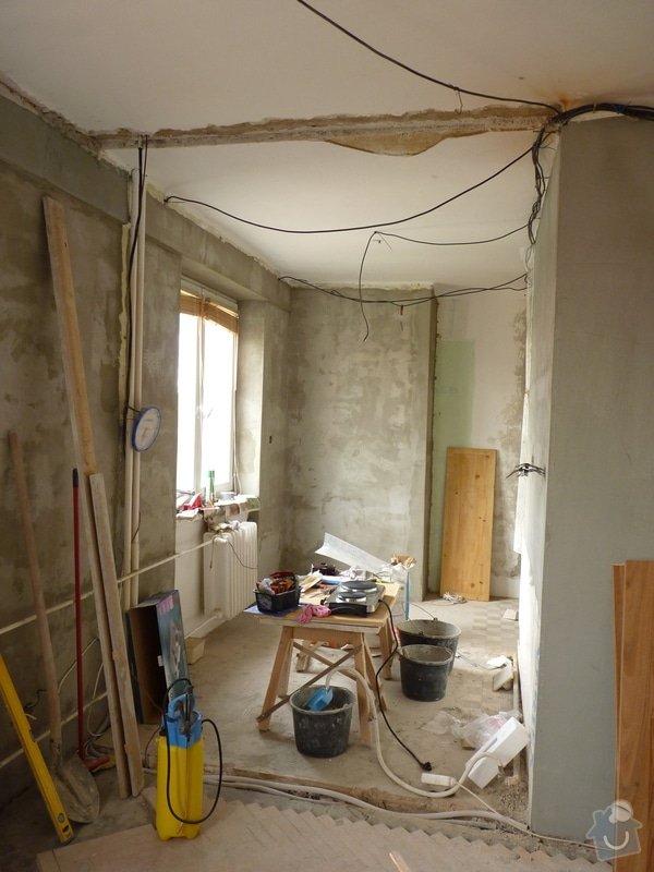 Rekonstrukce bytu v Plzni: P1390545