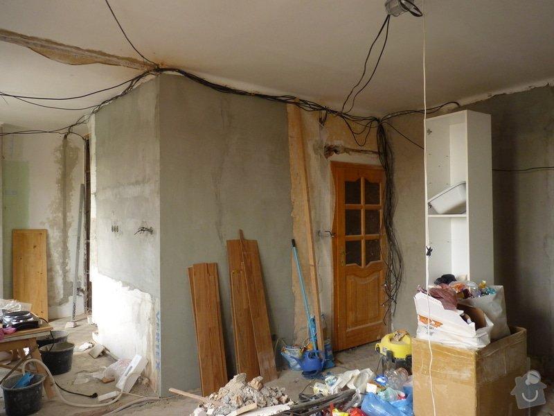 Rekonstrukce bytu v Plzni: P1390546