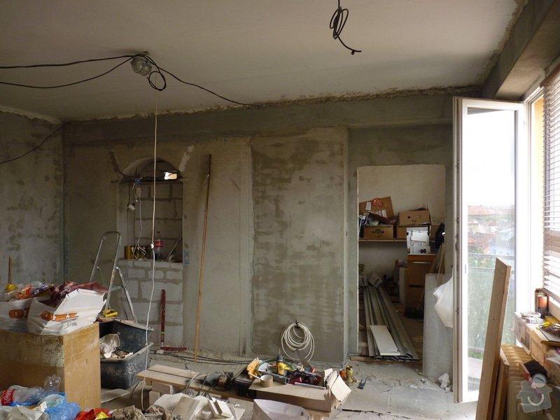 Rekonstrukce bytu v Plzni: P1390547
