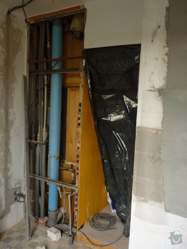 Rekonstrukce bytu v Plzni: P1390548
